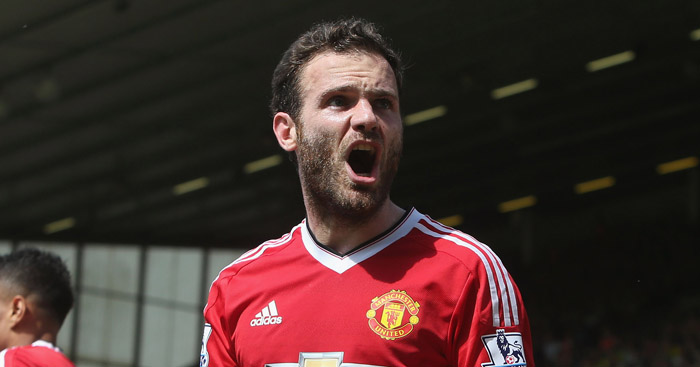 Juan Mata: Manchester United midfielder linked with West Ham