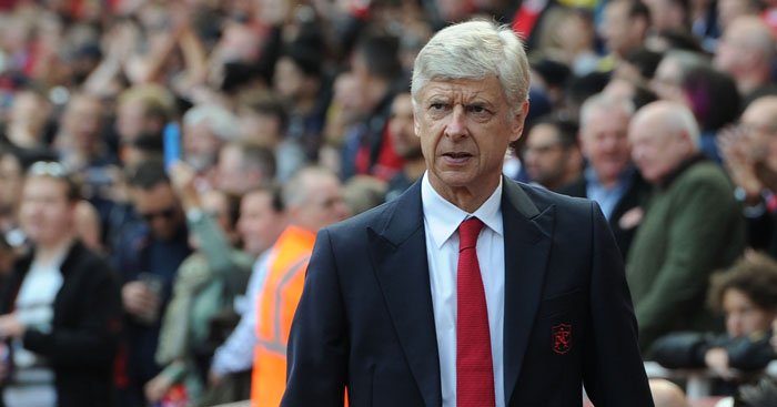 Arsene Wenger: Looking for quality, not quantity this summer
