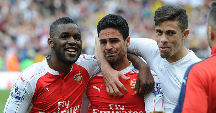 Mikel Arteta: Joining City