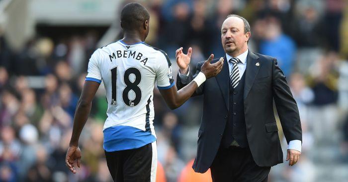 Benitez Mbemba Newcastle