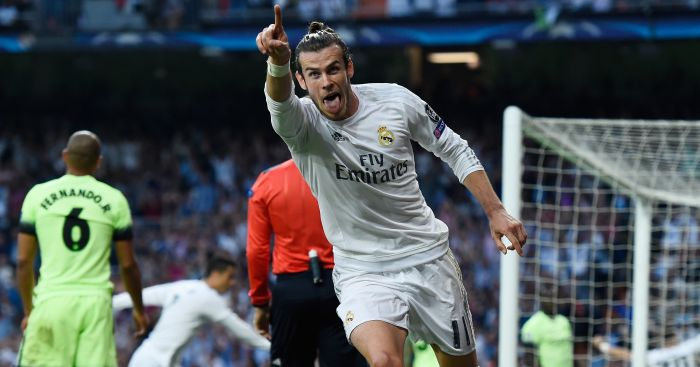 Gareth Bale: United target again