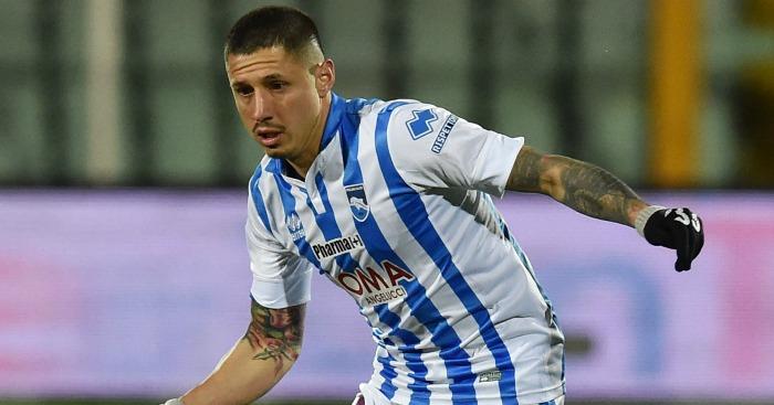 Gianluca Lapadula: Fancies Leicester move