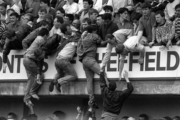 Hillsborough tragedy, 1989
