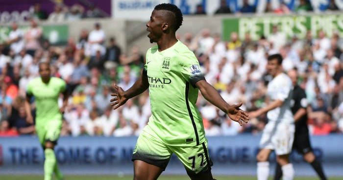 Kelechi Iheanacho: Scored vital goal for City