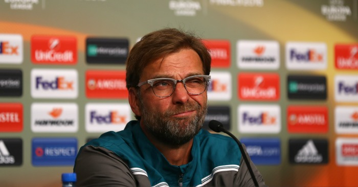 Jurgen Klopp: Discusses new Liverpool deal