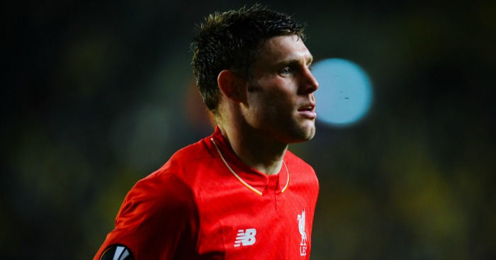 James Milner: Looking to secure glory in Switzerland