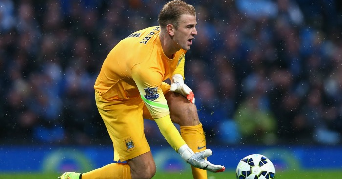 Joe Hart: Possibly in line for Merseyside move