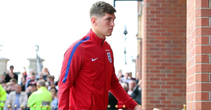 John Stones: Everton defender linked with summer transfer