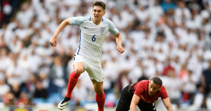 John Stones: Defender deemed a risk selection