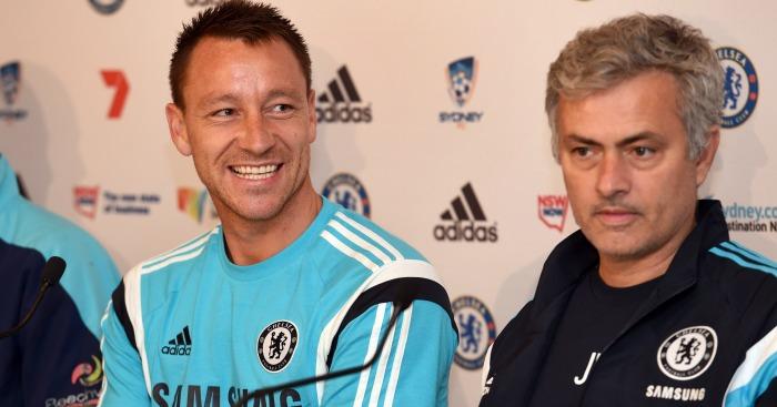 John Terry: Knows what Mourinho brings to a side