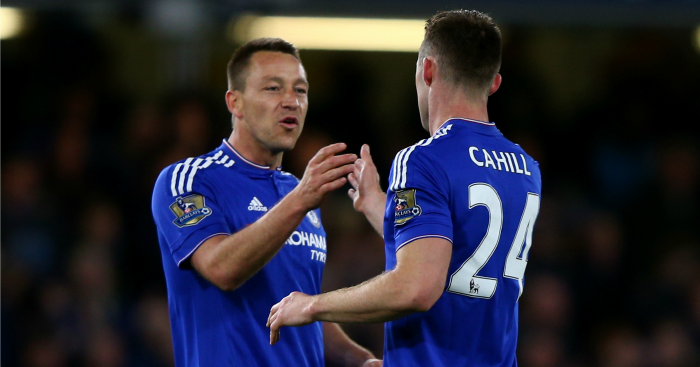 John Terry: Agreed one-year contract extension at the Blues