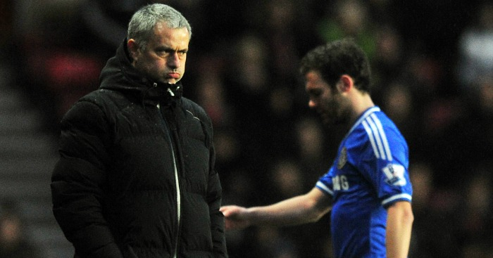 Jose Mourinho: Has sold Juan Mata before