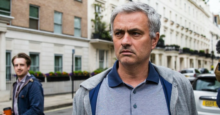 Jose Mourinho: Manager's confirmation led to surge in Tweets