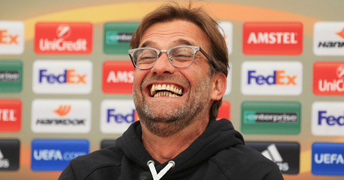 Jurgen Klopp: Turned 49 on Thursday