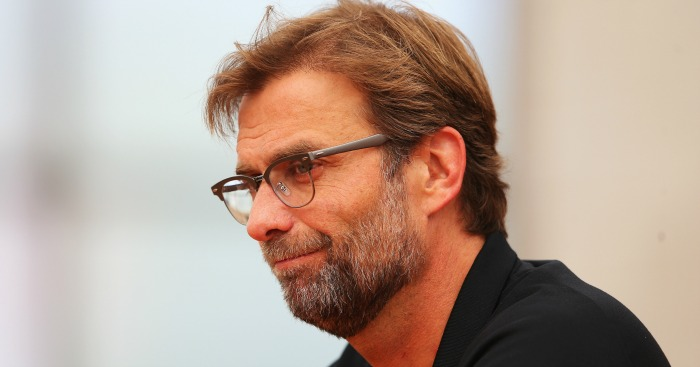 Jurgen Klopp: Addresses the press on Friday
