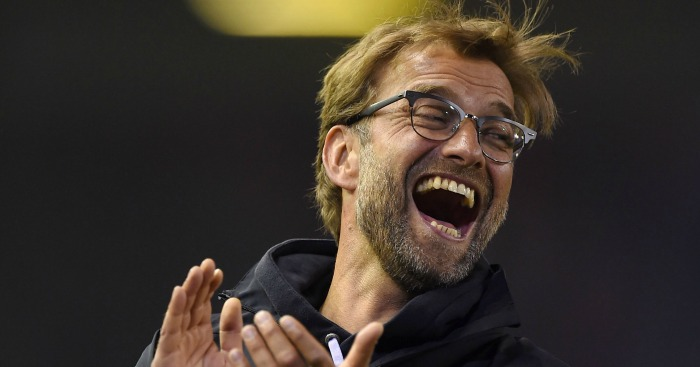Jurgen Klopp: Has a sports bucket list