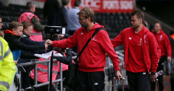Jurgen Klopp: Opinion of Liverpool squad has not changed