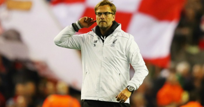 Jurgen Klopp: Delighted with his players