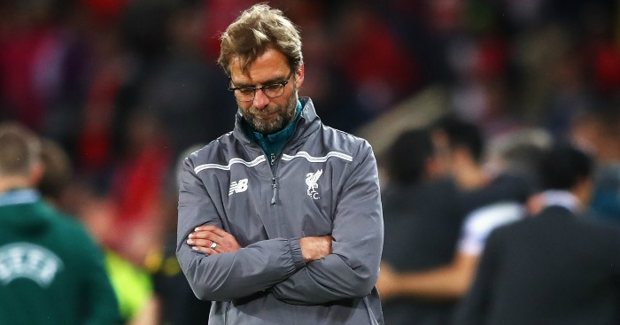 "Jurgen Klopp: Manager insists he is ""responsible"""