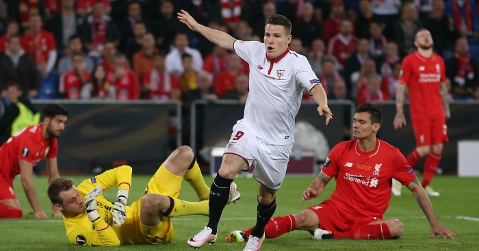 Kevin Gameiro: Striker scores equaliser