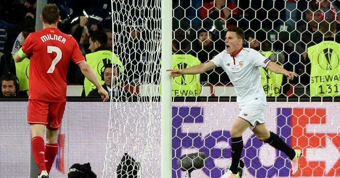 Kevin Gameiro: Striker celebrates equaliser