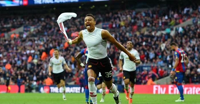 Jesse Lingard: Set for a new deal