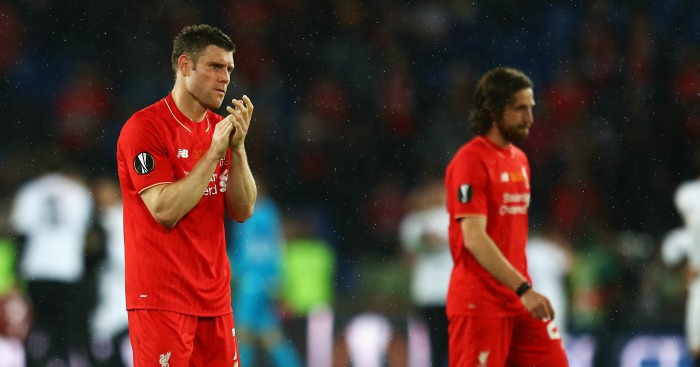 Liverpool: Left licking wounds after Basel defeat
