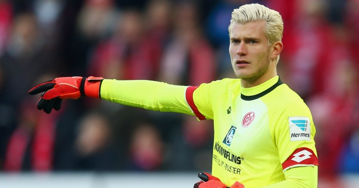 Lorius Karius: Liverpool set to sign goalkeeper from Mainz