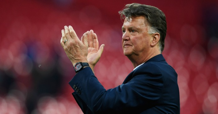 Louis van Gaal: Hanging up his clipboard?