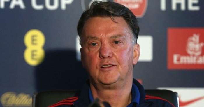 Louis van Gaal: Preparing players for FA Cup final