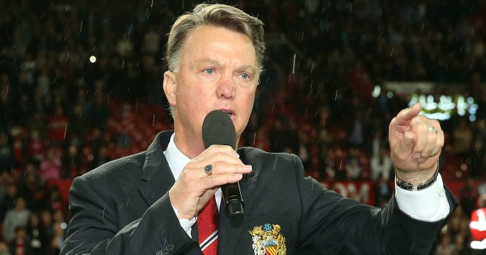 Louis van Gaal: Set to be replaced as Manchester United manager