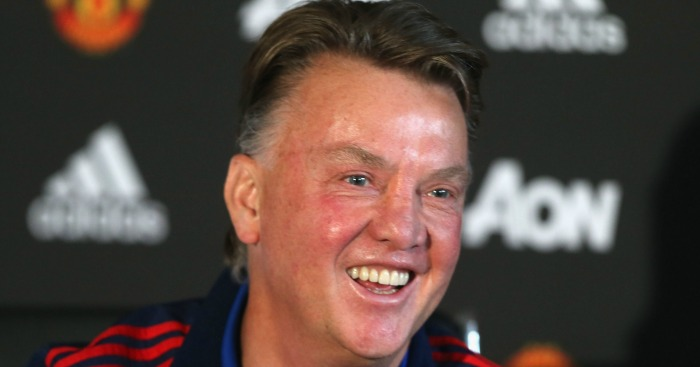 Louis van Gaal: Back in the news again after post-match comments