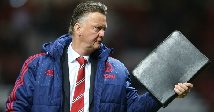 Louis van Gaal: Showed his 'Dutchness' in TV interview