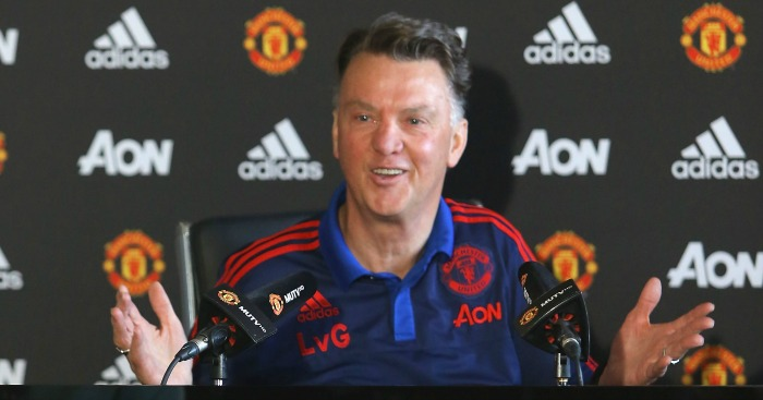 Louis van Gaal: Won't criticise Swansea City's team selection