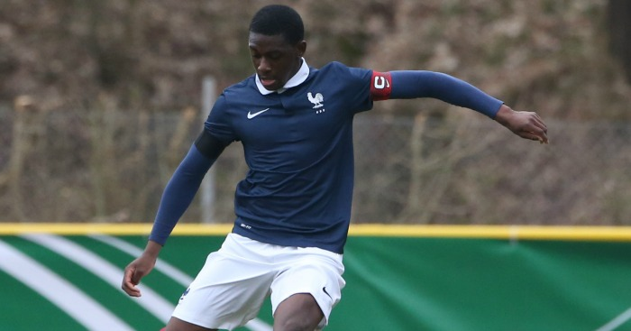 Mamadou Doucoure: Linked with a move to Liverpool