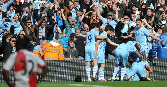 Sergio Aguero: The hero of the day for City