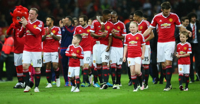 Manchester United: No 5