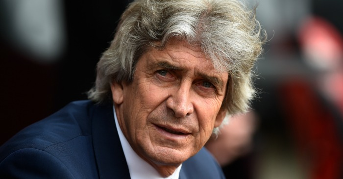 Manuel Pellegrini: Considering options for next season, Milan an option