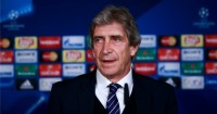 Manuel Pellegrini: Former Manchester City manager interviewed by Everton