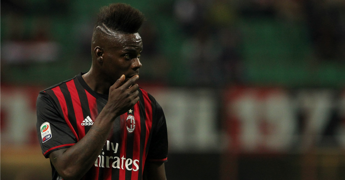 Mario Balotelli: China bound?