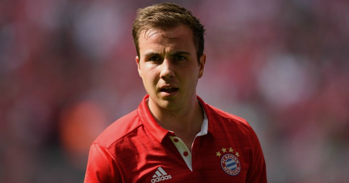 Mario Gotze: Bayern Munich forward wanted by Liverpool
