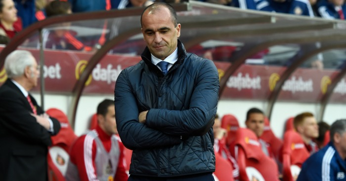 Roberto Martinez: Feels he was the right man for Everton