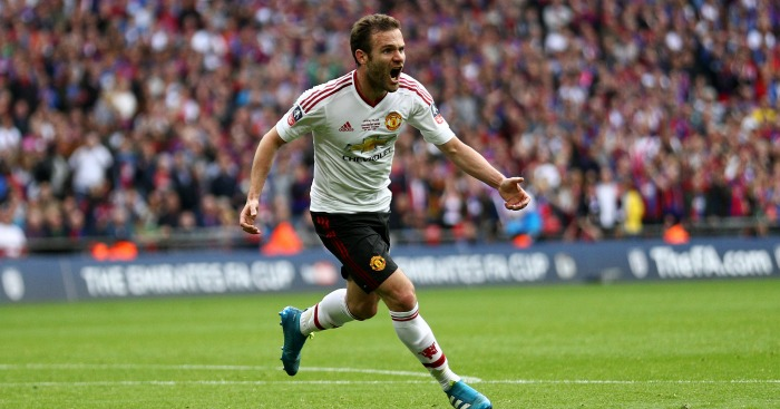 Juan Mata: Being linked with West Ham switch