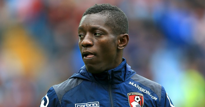 Max Gradel: Could return for Bournemouth against West Brom