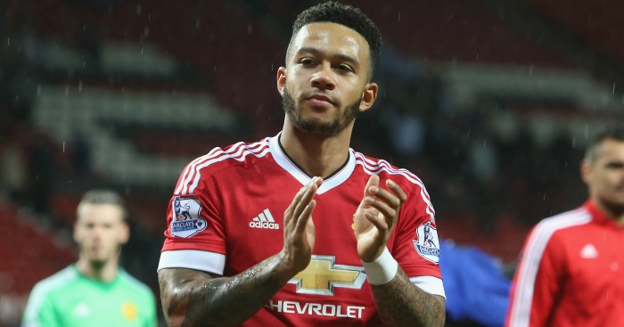 Memphis Depay: Linked with Barca