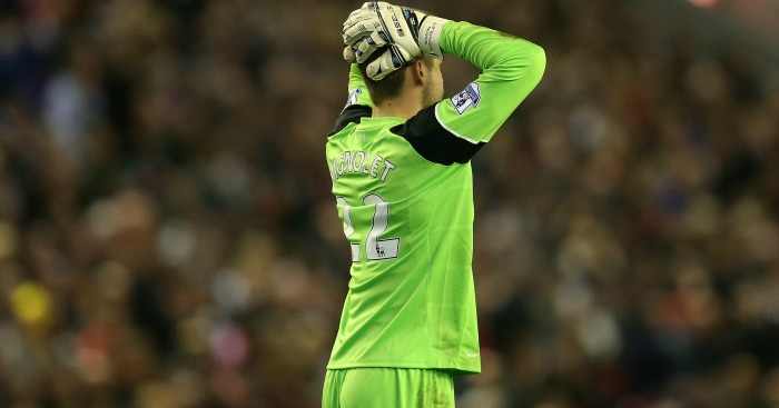 Simon Mignolet: Lesson learned