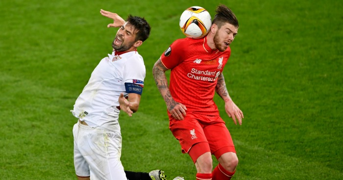 Alberto Moreno: Shocker in the final