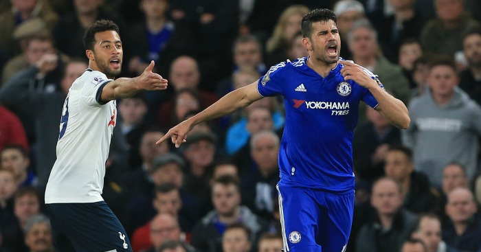 Mousa Dembele: Banned for six games for Diego Costa incident