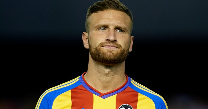 Shkodran Mustafi: Part of double move for champions Juventus