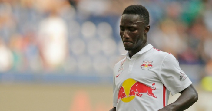 Naby Keita: Palace and Bournemouth eyeing Salzburg midfielder